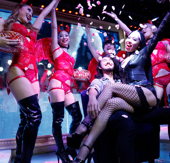 bachelor party ideas in tokyo