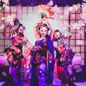 sakura show