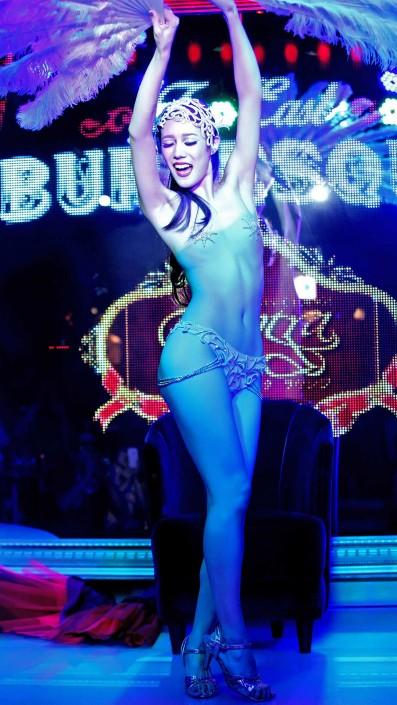 burlesque show in tokyo, best japan burlesque